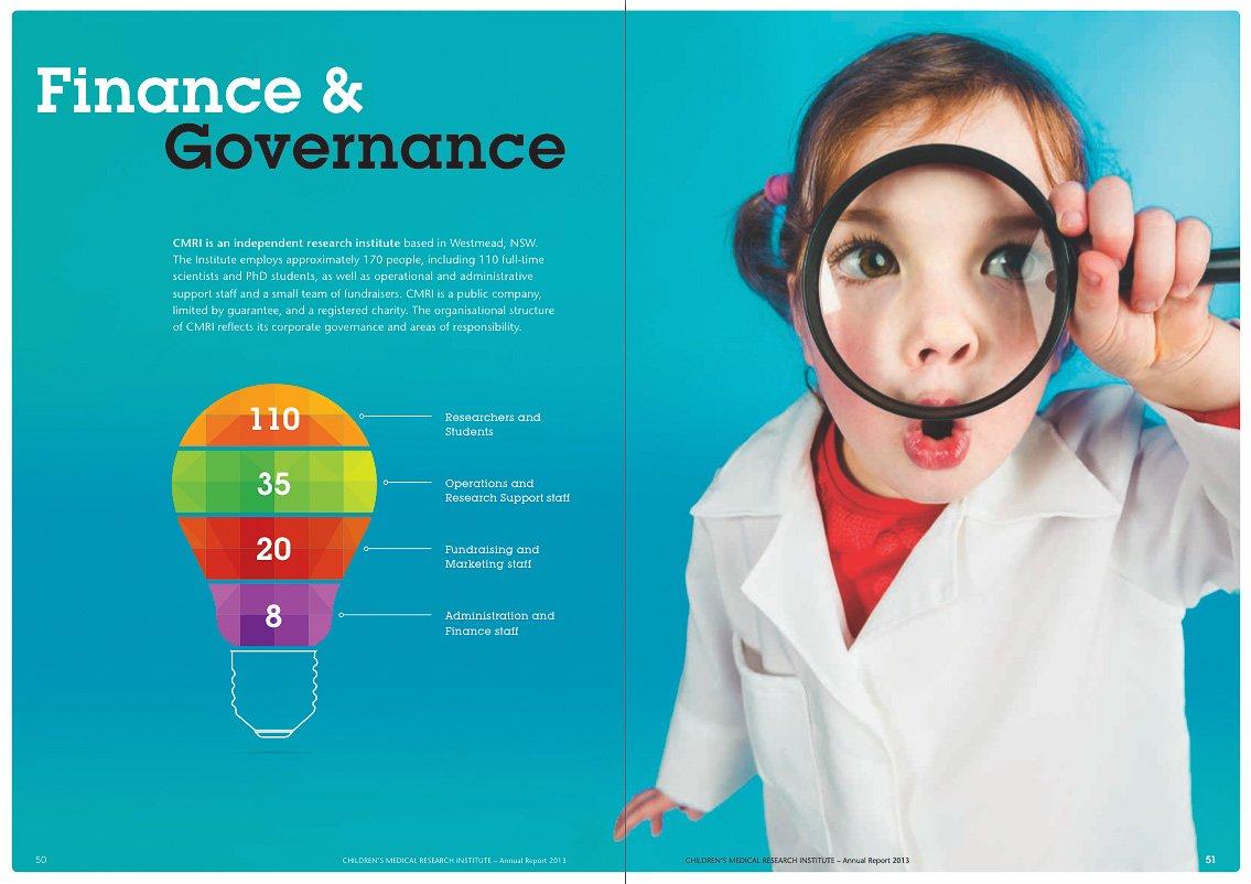 CMRI Annual Report 2013