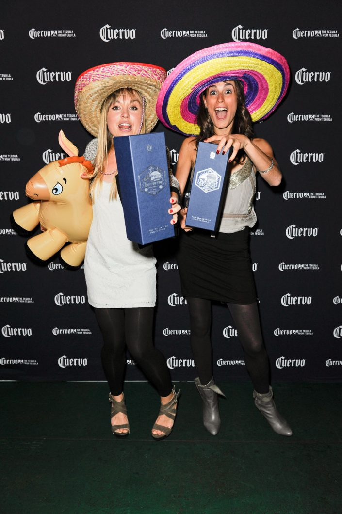 Cuervo Tequila Party