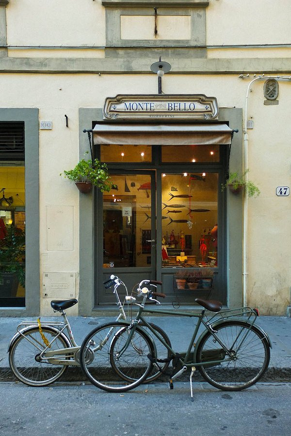 Bicycle Lovers, Florence