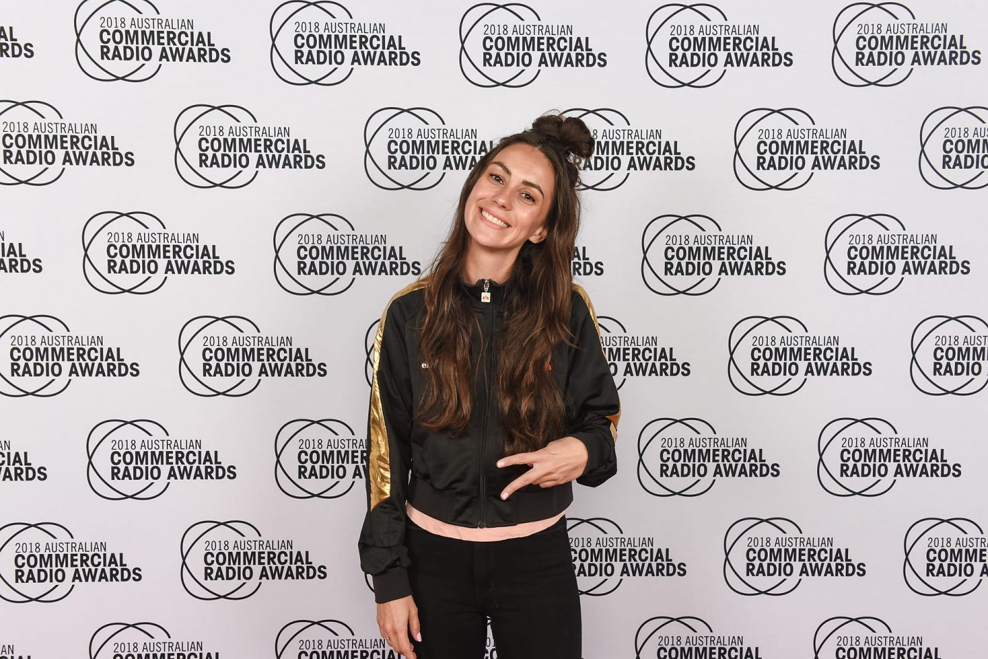 Amy Shark at the Commercial Radio Awards