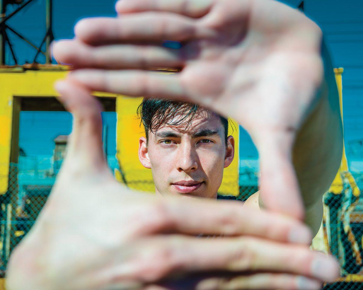 Dancer Josh Mu