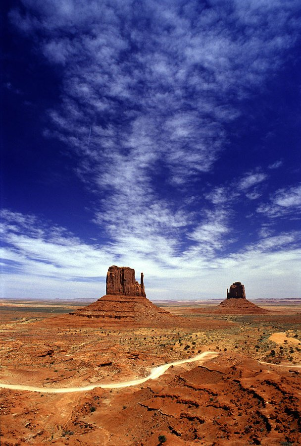 Mittens, Monument Valley