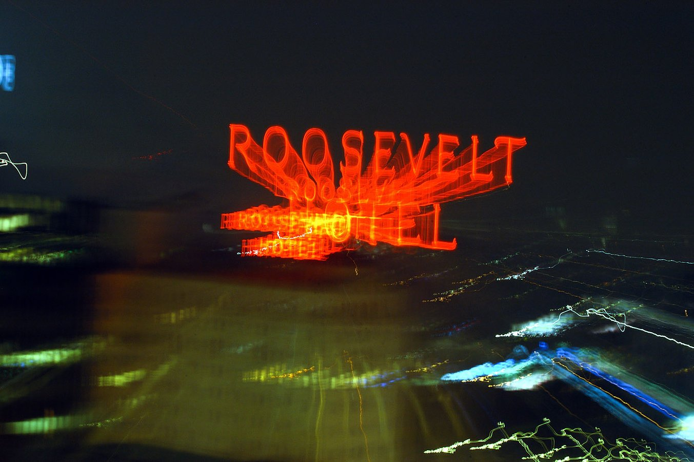 Roosevelt Hotel, Hollywood