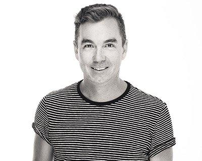 Sydney headshot photographer Dan Gray, GRAYNOISE