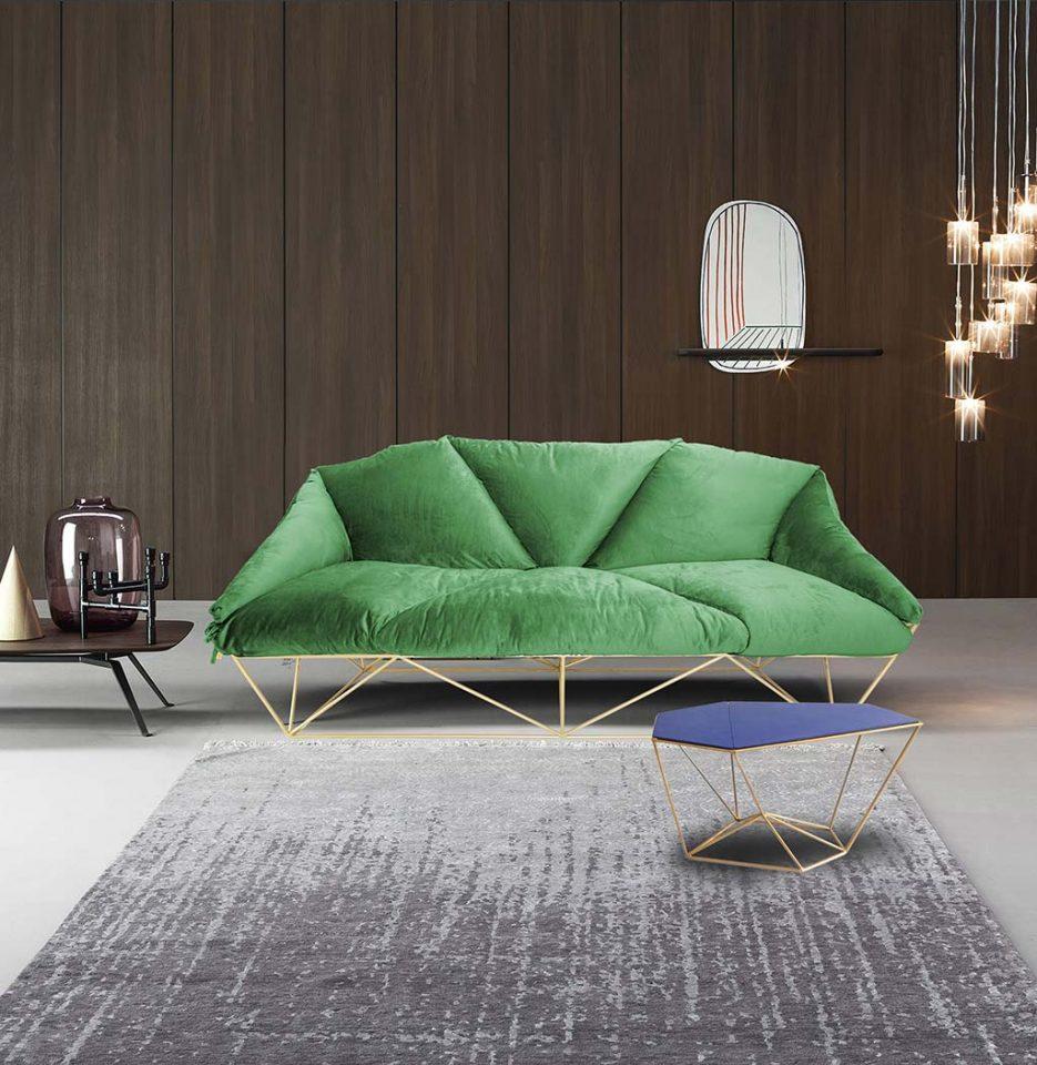 Designer Sofa by Vincent Buret